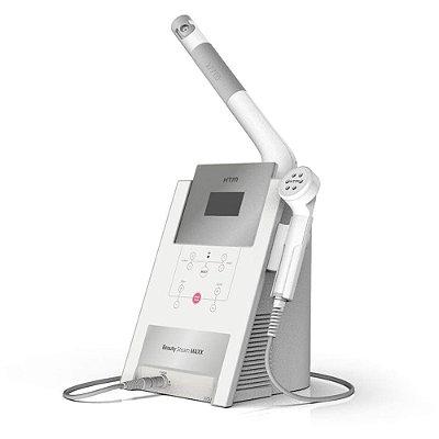 Aparelho Beauty Steam Maxx Aromaterapia Fotobiomodulação E Cromoterapia HTM