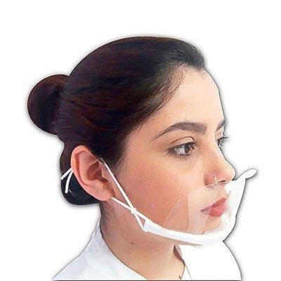 Máscara Protetora Doctor Mask Antiembaçante Caixa Com 10 Unidades