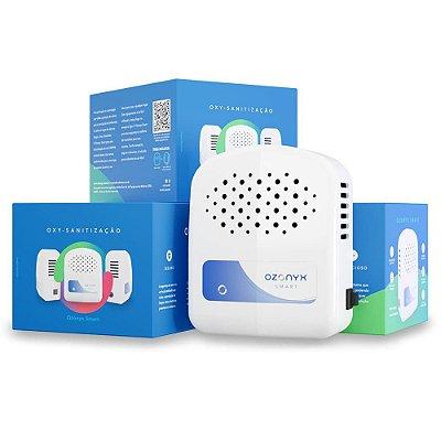 Aparelho Gerador de Ozônio Ozonyx Smart Sanitização de Ambientes Medical San