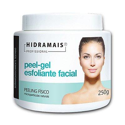 Esfoliante Facial Peel-ge Micropartículas Naturais l Hidramais 250 gramas