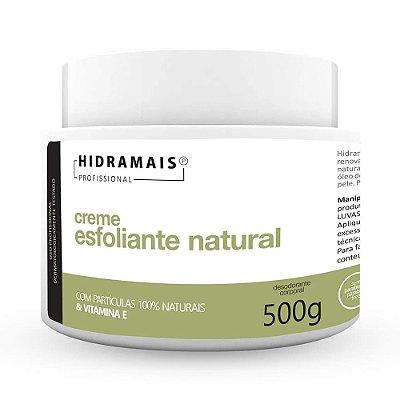 Creme Esfoliante Partículas 100% Naturais Hidramais 500 Gramas