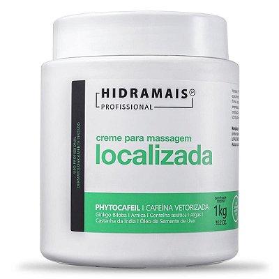 Creme Para Massagem Localizada Com Phytocafeil 1Kg Hidramais