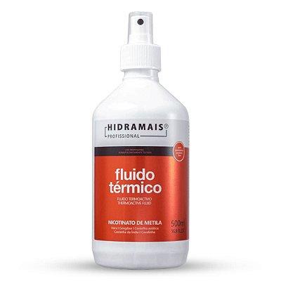 Fluido Termico Spray Térmico Com Nicotinato De Metila Hidramais 500ml