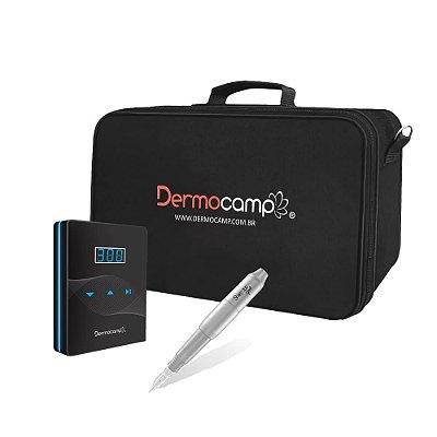 Conjunto Controle Slim Dark + Dermógrafo Sharp 300 Pró Prata