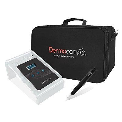 Conjunto Controle Digital Sirius Dark + Sharp 300 Pro Preto Dermocamp
