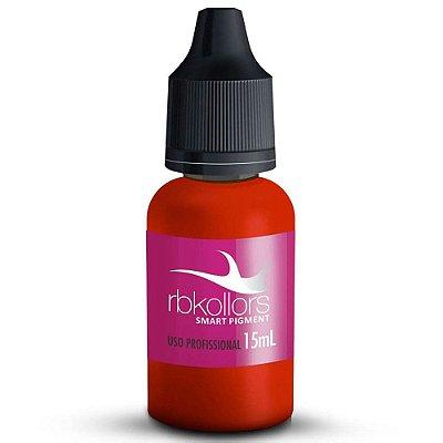 Pigmento Para Micropigmentacao Rb Kollors Hot 15ml