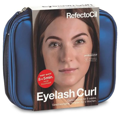 Kit Eyelash Curl Permanente De Cílios Refectocil 36 Aplicações