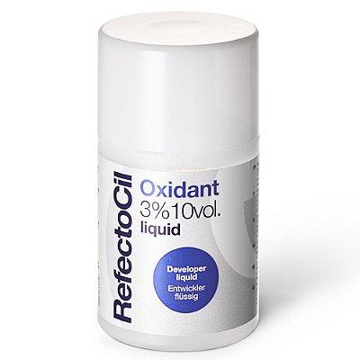 Oxidante De Tintura Sobrancelhas 3% 10 Vol. 100ml Refectocil