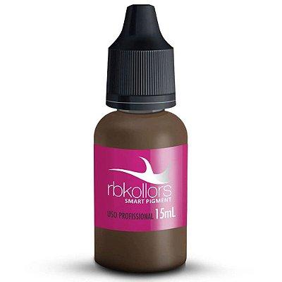 Pigmento Para Micropigmentacao Rb Kollors Ombre 1 15ml