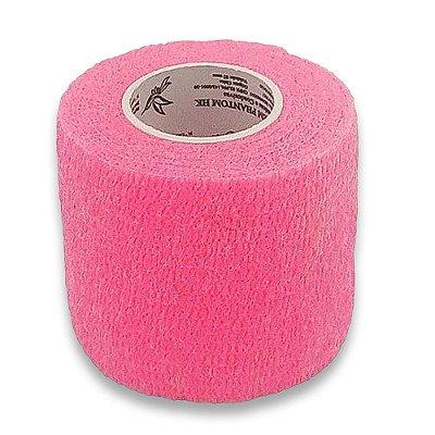 Bandagem Antiderrapante Para Dermografo E Pen - Pink Aston