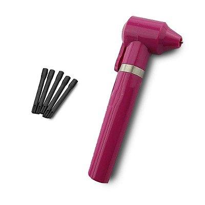 Mixer Rosa Misturador De Tintas E Pigmentos