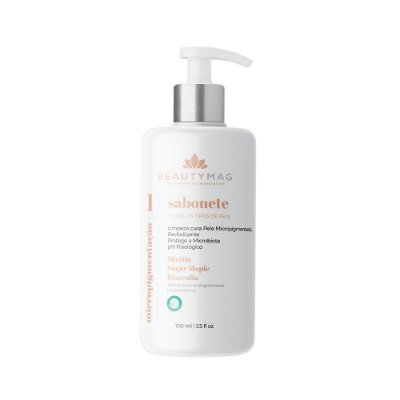 Sabonete Liquido Beauty Mag Limpeza De Pele 100ml
