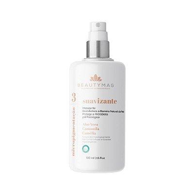 Suavizante Hidratante Para Micropigmentacao 100ml Beauty Mag
