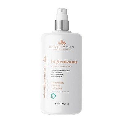 Higienizante Para Micropigmentacao Beautymag 250 Ml