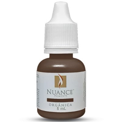 Pigmento Nuance Shasta 8ml Organico Para Micropigmentacao