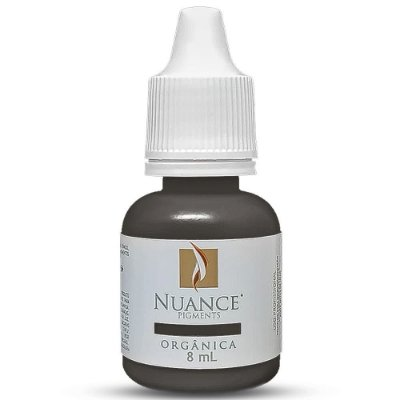 Pigmento Nuance Black Eyes 8ml Organico Para Micropigmentacao