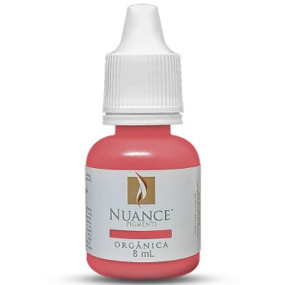 Pigmento Nuance Iberis 8ml Organico Para Micropigmentacao