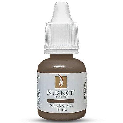 Pigmento Nuance National 8ml Organico Para Micropigmentacao