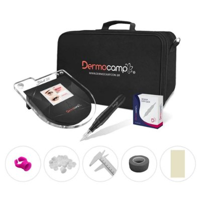 Combo Controle Black 300 Touch + Dermografo Sharp 300 Black