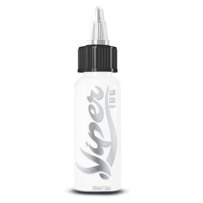 Tinta De Tatuagem Viper Ink Super Branco  30ml
