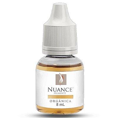 Diluente Nuance Organica 8ml Para Micropigmentacao
