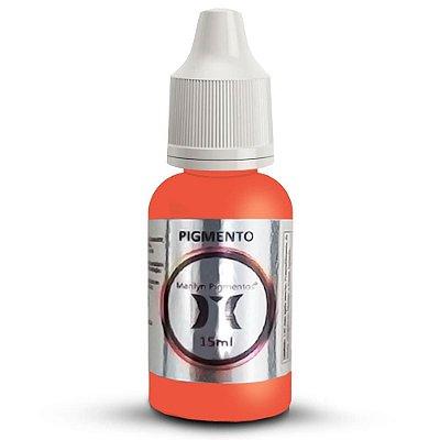 Pigmento Para Micropigmentacao Marilyn Laranja-Orange15ml