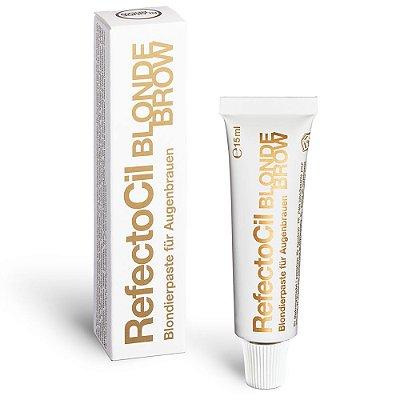 Tinta para  Sobrancelhas Blonde Brow N° 0 Refectocil 15ml