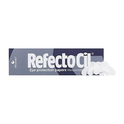 Folha Protetora Para Tintura de Cilios Refectocil 96 Unidades