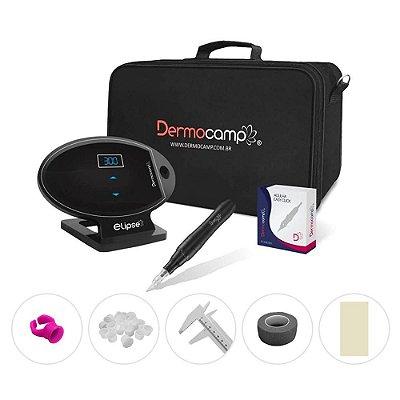 Combo Controle Elipse Black + Dermografo Sharp 300 Black