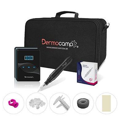 Combo Controle Slim Dark + Dermografo Sharp 300 Black
