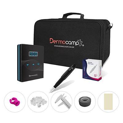 Combo Controle Slim Dark + Dermografo Sharp 300 Pro Preto