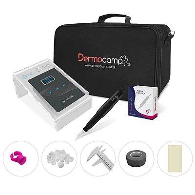 Combo Controle Digital Sirius Black + Sharp 300 Pro Preto