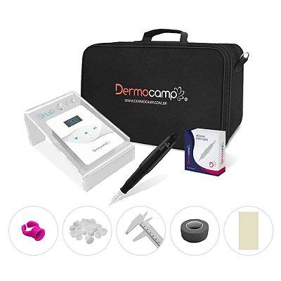 Combo Controle Digital Sirius White + Sharp 300 Pro Preto