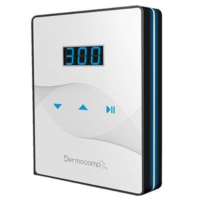 Controle De Velocidade Digital Slim White/Preto Dermocamp