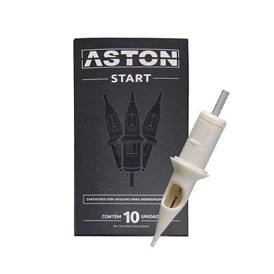 Cartuchos Aston Start 09RL 0,30mm Caixa Com 10 Unidades