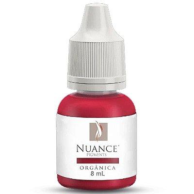 Pigmento Nuance Granada 8ml Organico Para Micropigmentacao