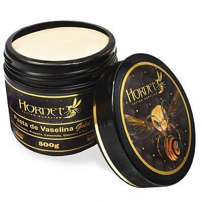 Pasta De Vaselina Para Tatuagem Gold Hornet 500g