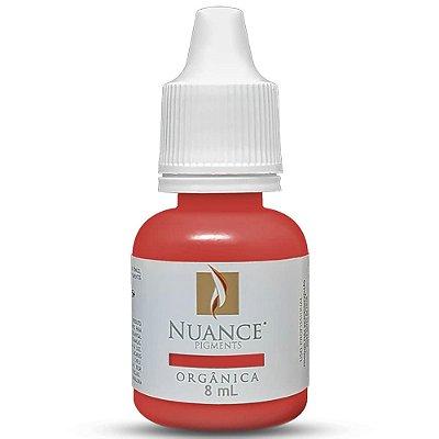 Pigmento Nuance Pretty 8ml Organico Para Micropigmentacao