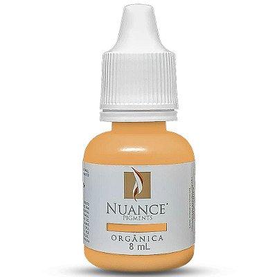 Pigmento Nuance Yellow Repair 8ml Organico Para Micropigmentacao