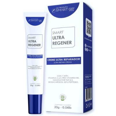 Smart Ultra Regener Creme Ultra Reparador 20g Smart Gr