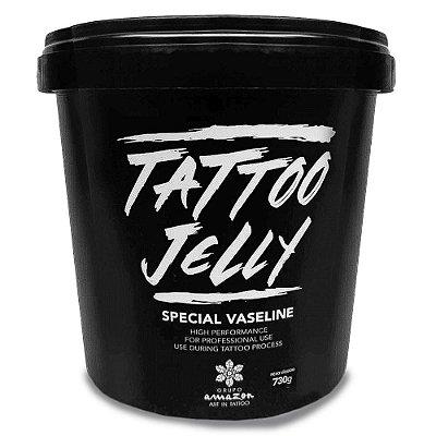 Vaselina Para Tatuagem Especial Jelly Amazon 730g