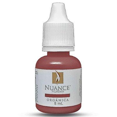 Pigmento Nuance Red 8ml Inorganico Para Micropigmentacao