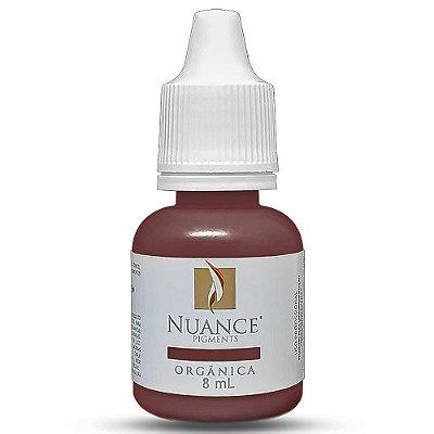 Pigmento Nuance Vibrant 8ml Organico Para Micropigmentacao