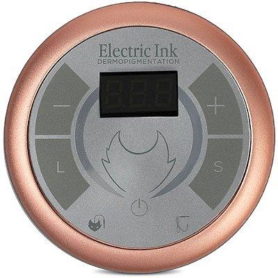 Fonte De Tatuagem E Micropigmentacao Digital Ps Round Rose Gold Slim Electric Ink