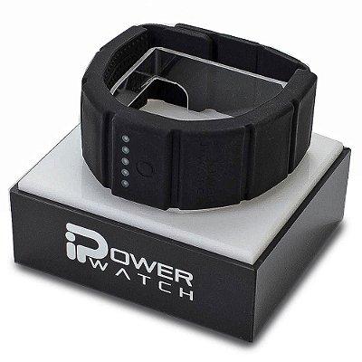 Ipower Watch Fonte Relógio Preto De Tattoo E Micropigmentacao