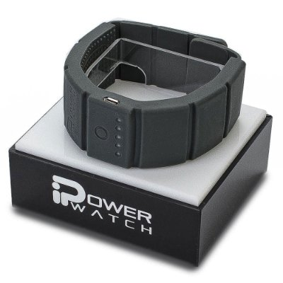 Ipower Watch Fonte Relógio Cinza De Tattoo E Micropigmentacao