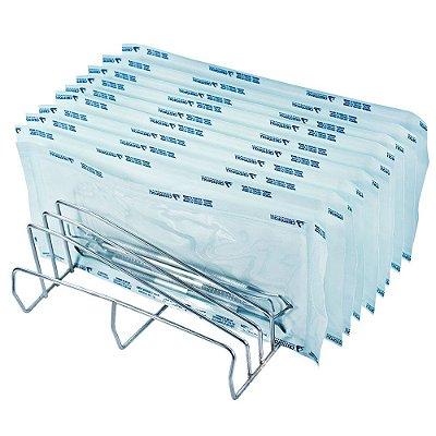 Suporte Para Esterilizar Envelopes Autoclave 13 Unidades Cristofoli