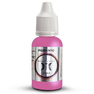 Pigmento Para Micropigmentacao Labios Marilyn Rosa Pink 15ml