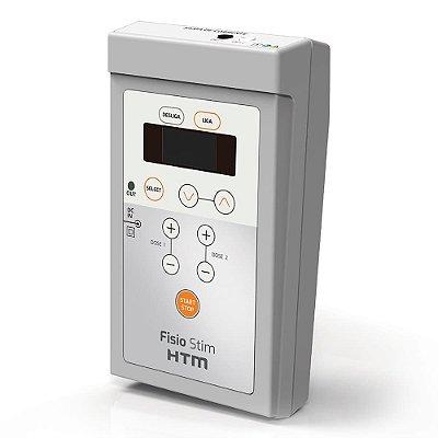 Aparelho Eletromedico Eletroestimulação Muscular Portatil Fisio Stim HTM