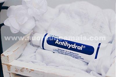 ANTIHYDRAL POMADA 70G - PROMOÇÃO PEQUENO DEFEITO NA EMBALAGEM (CAIXINHA DE PAPELÃO)